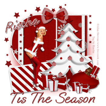 Rischa_Tis_The_Season